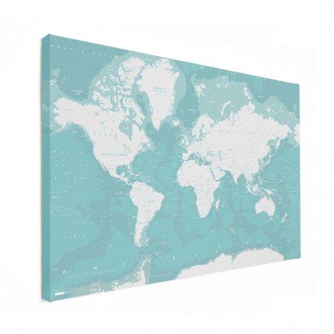 Oceanen canvas