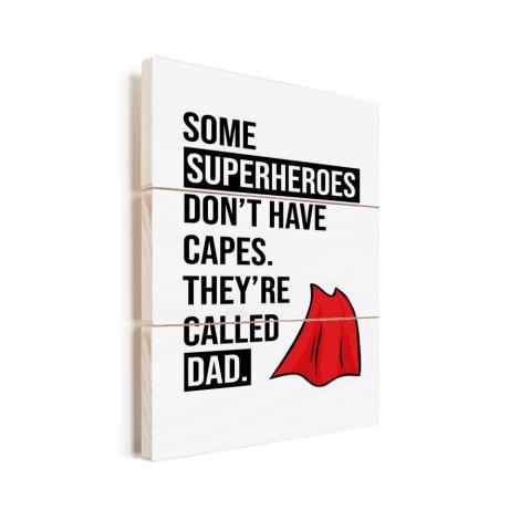 Vaderdag - Superheroes Vurenhout