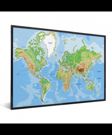 Geografisch in lijst