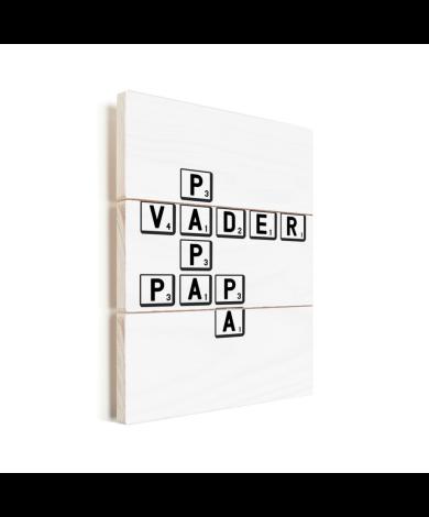 Vaderdag - Papa vader pap pa Vurenhout