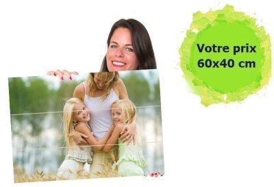 Foto op canvas-60x40