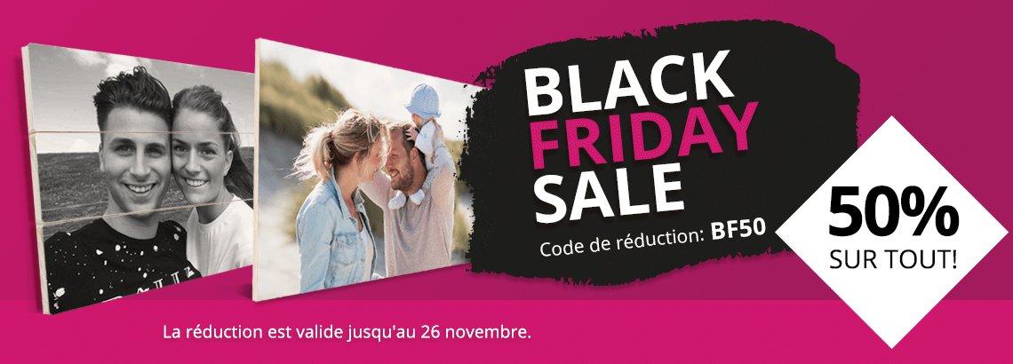 Photo sur bois Black Friday Sale