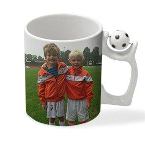 Mug ballon de foot prix