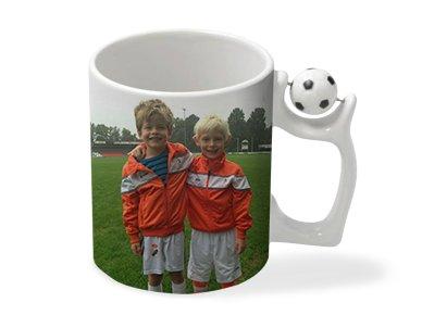 Prix mug ballon de foot