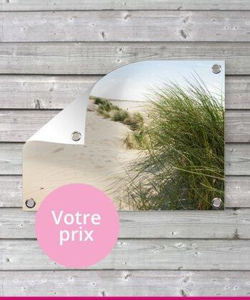 Photo sur poster de jardin 80x120