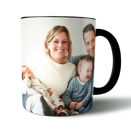 Photo sur mug