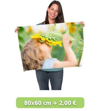Foto op tuinposter 80x60